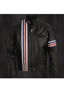 Easy Rider Hollywood Movie Motorcycle Leather Jacket