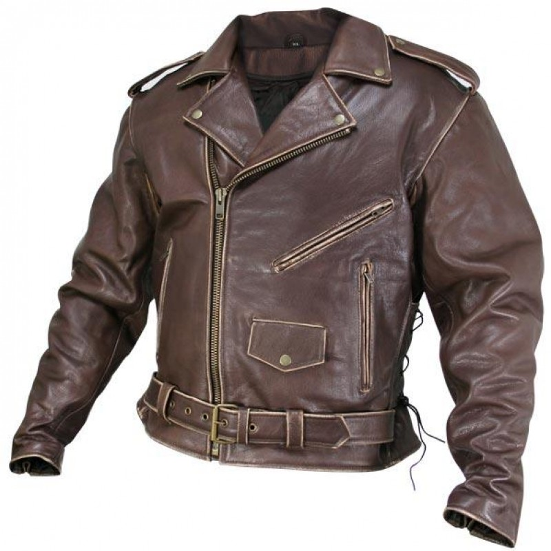 Best leather biker jacket