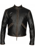 Sam Flynn Leather Jacket