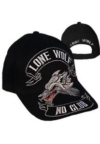 Lone Wolf Cap