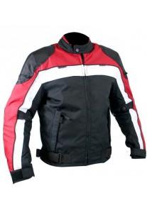 Men's Dragon Fabric Motorcycle Jacket