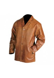 Classic Vintage Leather Jacket