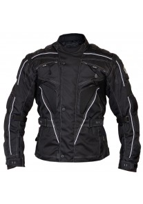 Raven Textile Motorcycle Armoured Jacket