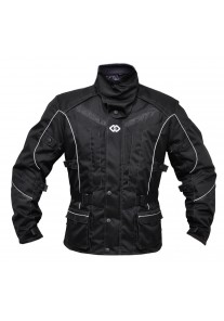 Wolf Textile Motorcycle Armoured Jacket