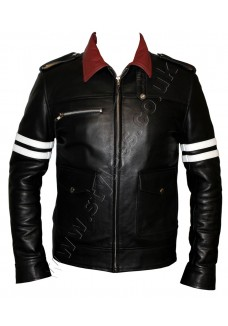 Alex Mercer Prototype 3 Leather Jacket