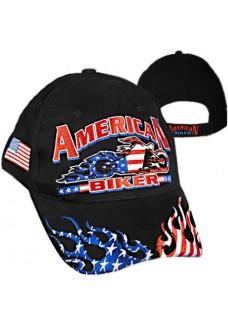American Biker Cap
