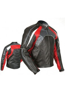 Bullet Multi Color Motorbike Jacket