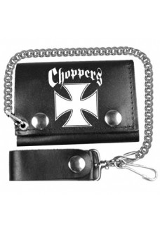 Choppers Leather Wallet