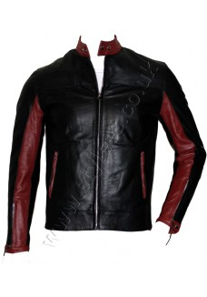 The Dark Knight Batman Leather Jacket