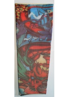 Biker or Casual Tattoo Sleeves for Men & Women 2