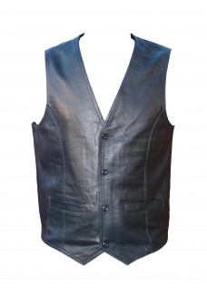 harley-style-leather-vest
