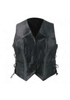 Ladies Lace Classic Vest