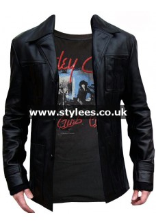 Life on Mars Leather Jacket