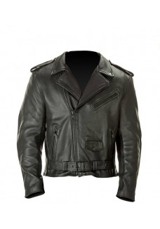 Premium Brando Biker Leather Jacket