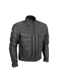 Premium Leather Mens Jacket
