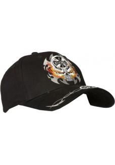 Skull Blades Biker Motorcycle Cap