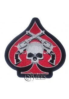 Skull & Pistols Patch