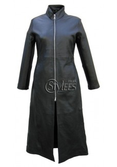Matrix Leather Coats