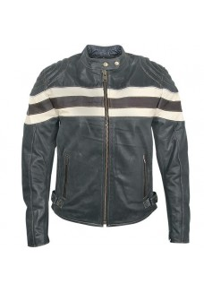 Women's Racer Motorcycle Leather Jacket