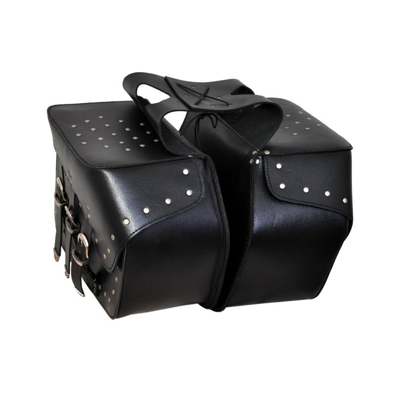 motorcycle biker saddlebags
