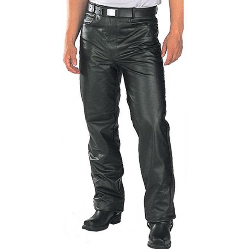 classic-fitted-leather-pants