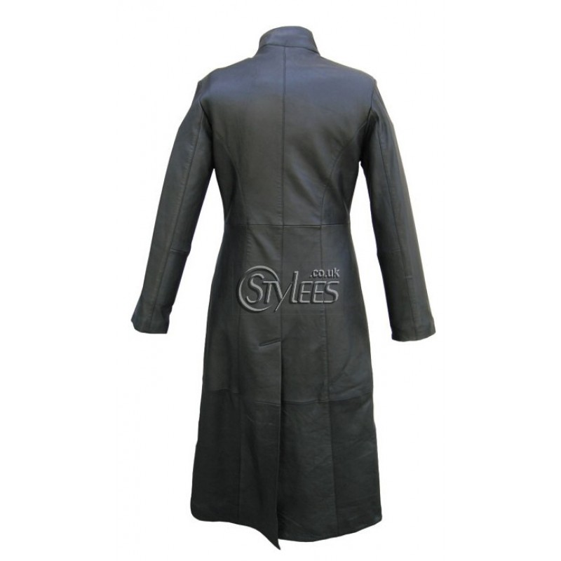 Matrix Leather Coats