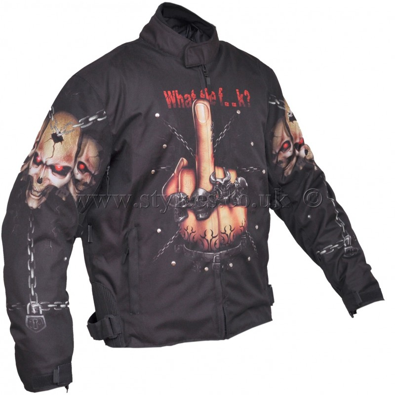 Skull Motorcycle Jackets
